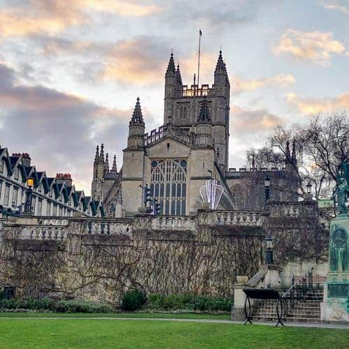 Bath Uncovered unique tips city guide - Intrepid Escape