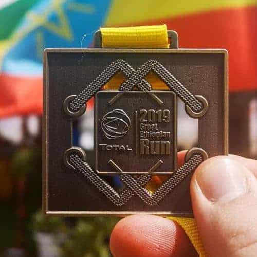 Great Ethiopian Run Planning - Intrepid Escape