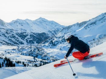 Skiing in Obertauern and a city break in Salzburg