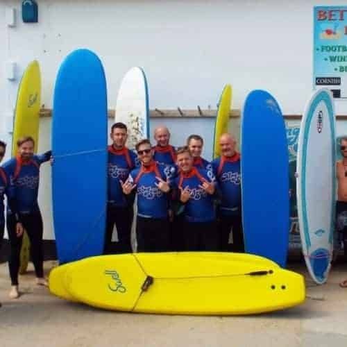 Surfing-at-Mawgan-Porth-Newquay